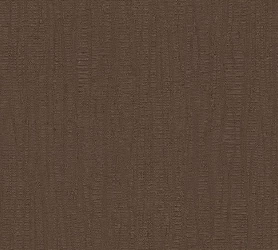 Wallpaper textured design brown AS Creation 34061-7