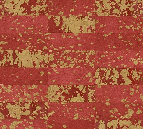 Wallpaper design red gold Metallic AS Creation 34062-1 online kaufen