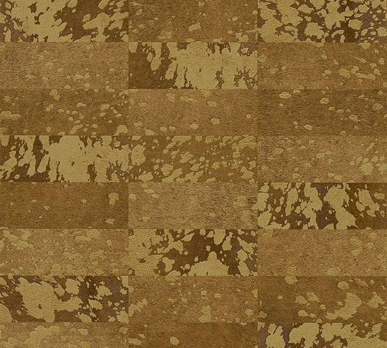Wallpaper design brown gold Metallic AS Creation 34062-5
