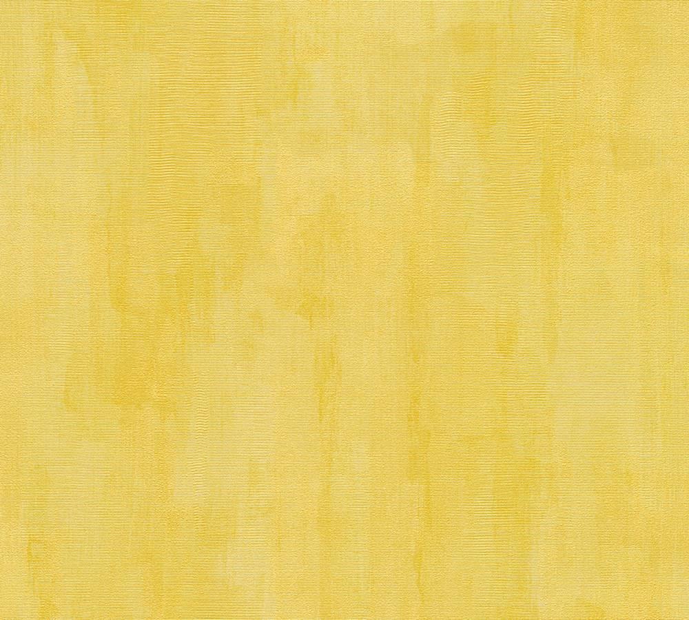Wallpaper Textured Vintage Yellow Gold Livingwalls 34081 6