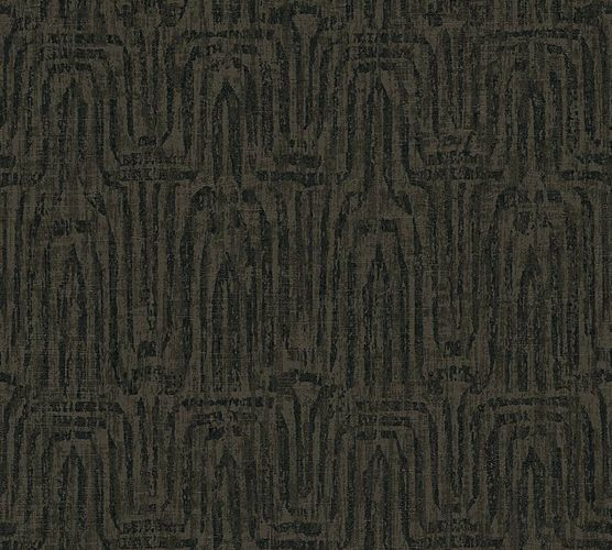 Wallpaper ethno dark brown black livingwalls 34241-3 online kaufen