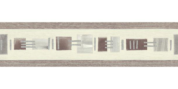 Wallpaper Border Graphic white grey Gloss self-adhesive 8930-17 online kaufen