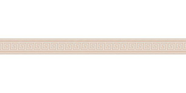 Tapetenbordüre Griechisch beige creme Glanz AS 8959-29 online kaufen