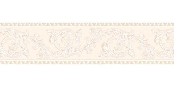 Wallpaper Border Tendril cream Gloss self-adhesive 9062-12 online kaufen