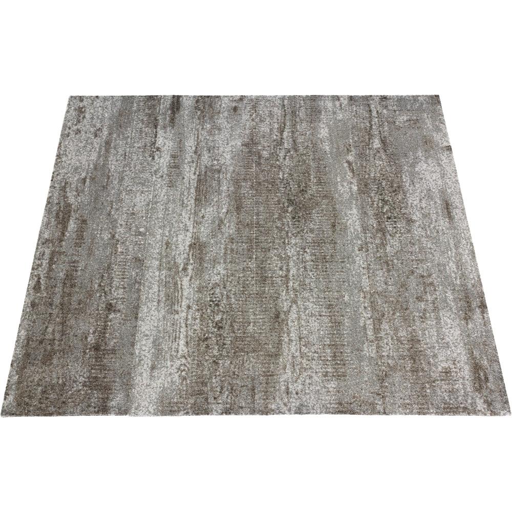 teppichdielen holzdielen holz optik grau braun 100x25 cm. Black Bedroom Furniture Sets. Home Design Ideas