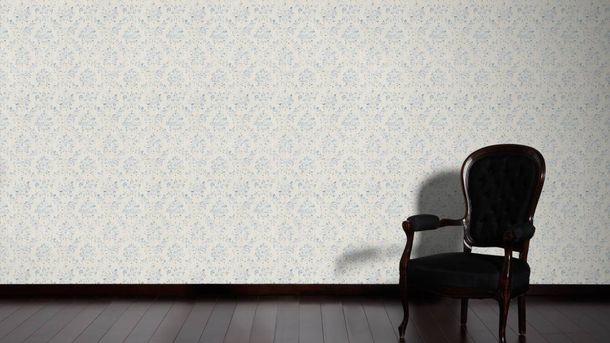 Textile Wallpaper baroque grey Architects Paper 30662-2 online kaufen