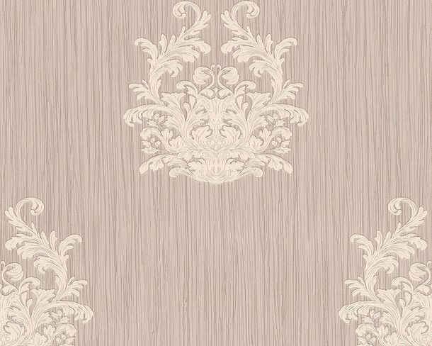 Wallpaper baroque lilac Gloss Architects Paper 95861-3