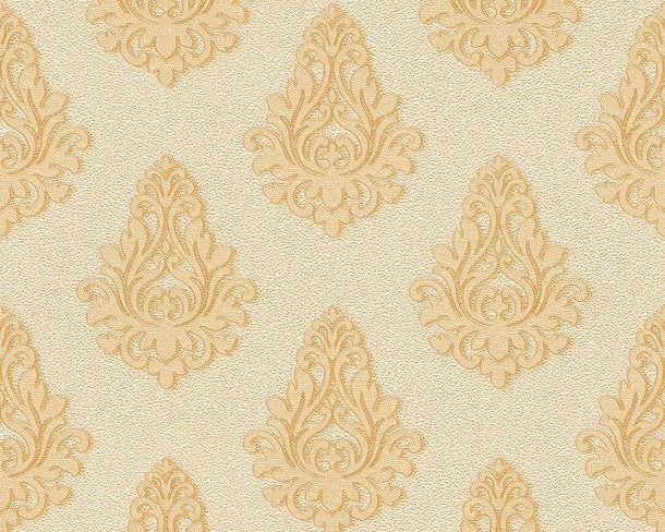 Wallpaper baroque cream Gloss Architects Paper 95981-3 online kaufen