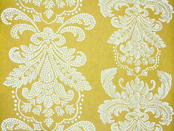 Wallpaper Fuggerhaus baroque gold yellow Glitter 4789-04 online kaufen