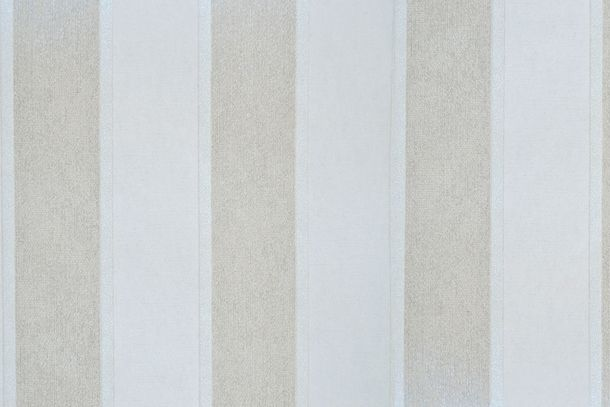 Wallpaper Fuggerhaus stripes beige grey Gloss Glitter 4793-21