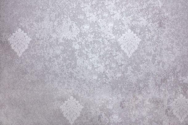 Wallpaper Fuggerhaus ornaments light grey Gloss 4794-13 online kaufen