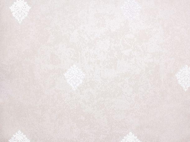 Wallpaper Fuggerhaus ornaments silver Gloss 4794-51 online kaufen