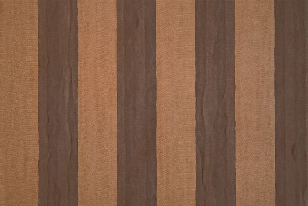 Wallpaper Fuggerhaus stripes vintage copper brown 4783-55