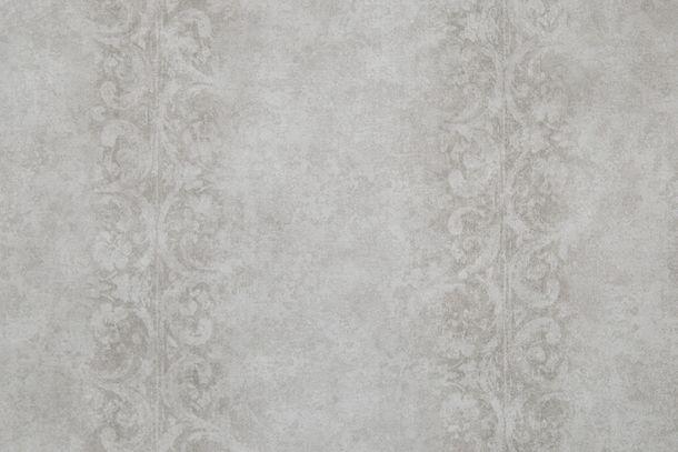 Wallpaper Fuggerhaus tendrils vintage silver grey 4786-38 online kaufen