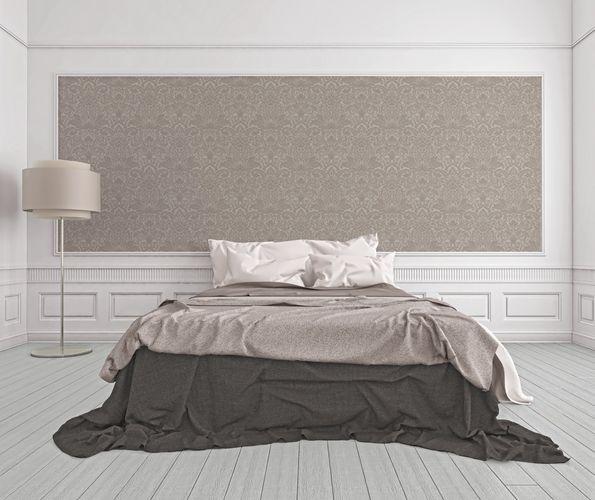 Wallpaper pearls baroque beige Architects Paper 30545-2 online kaufen
