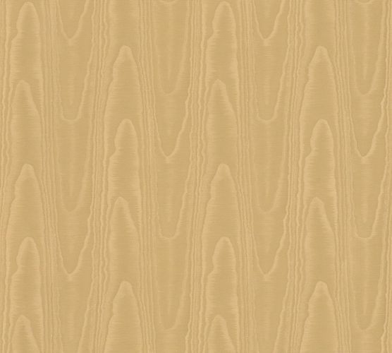 Wallpaper wood yellow gold Architects Paper 30703-4