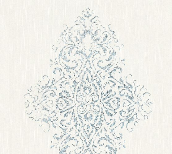 Textile Wallpaper baroque white Architects Paper 31945-1 online kaufen