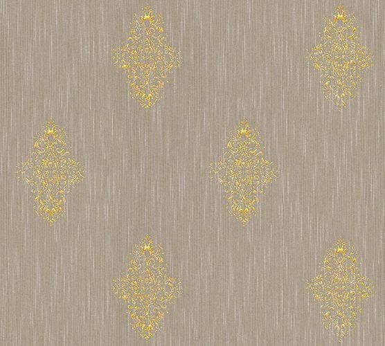 Textiltapete Ornament taupe Architects Paper 31946-3 online kaufen