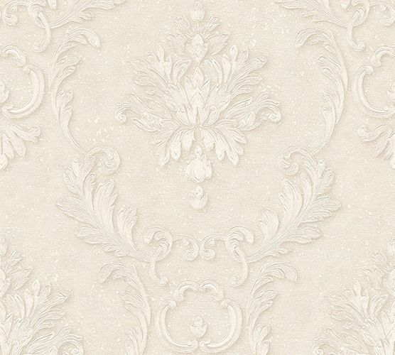Wallpaper tendril cream Architects Paper 32422-1 online kaufen