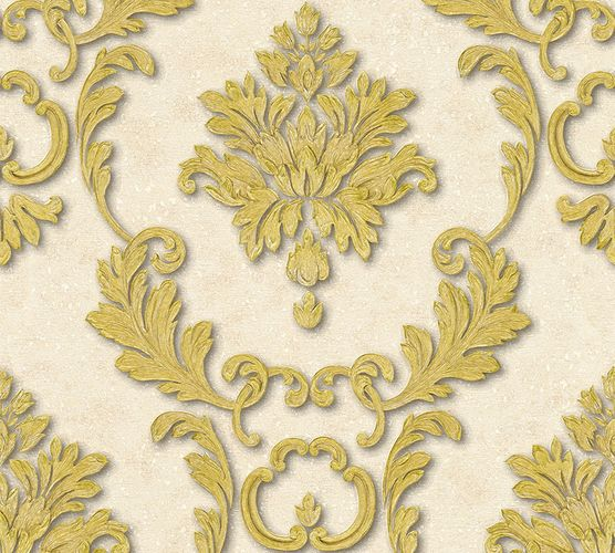 Wallpaper tendril beige Architects Paper 32422-3 online kaufen