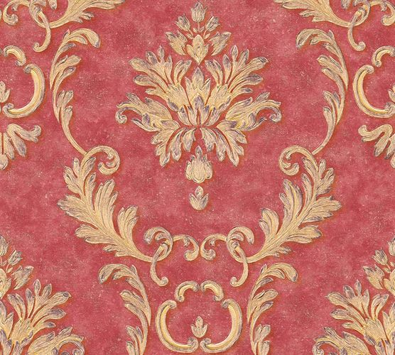 Wallpaper tendril red Architects Paper 32422-6 online kaufen