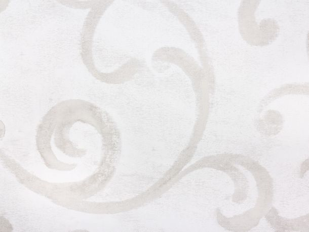 Wallpaper Fuggerhaus tendril cream white Metallic 4809-38