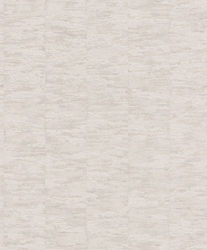 Vliestapete World Wide Walls Vintage creme grau 228273
