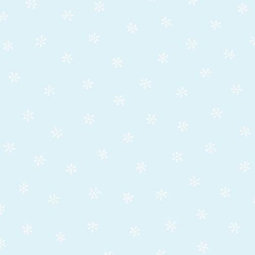 Wallpaper World Wide Walls Mariola bloom blue white 171404