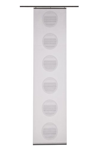 Panel Curtain Janis graphic Homing semi-transparent 5919-09 online kaufen