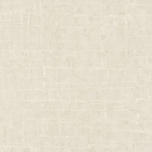 Wallpaper Dieter Langer textured cream beige gloss 58808