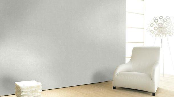 Wallpaper Dieter Langer textured cream white gloss 58811 online kaufen