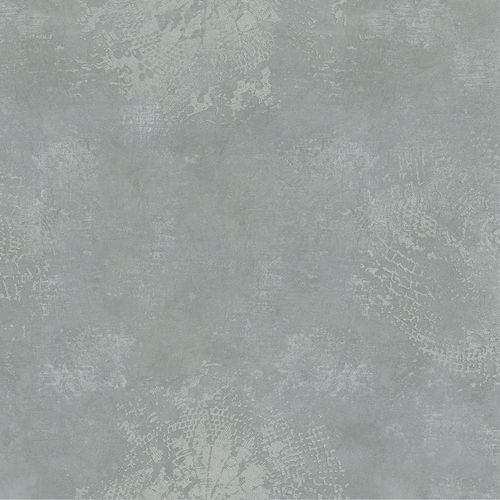 Wallpaper Dieter Langer used vintage dark grey gloss 58823