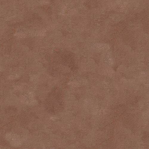 Dieter Langer Wallpaper plaster style red brown gloss 58835