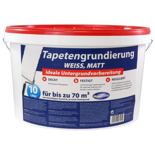 Wallpaper Primer Undercoat for Wallpaper 10 litres online kaufen