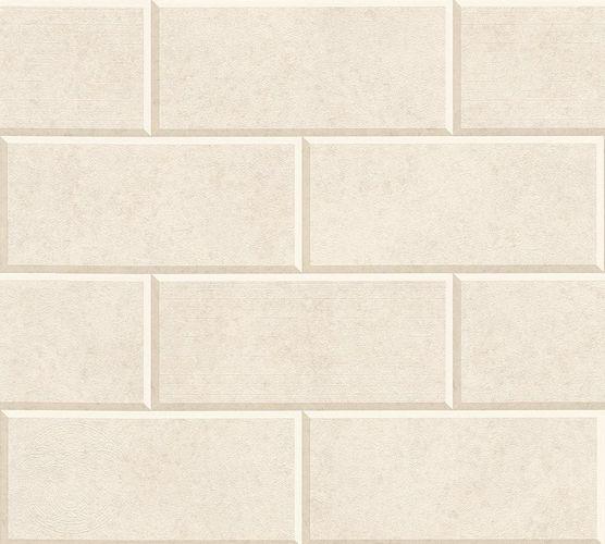 Tapete Versace Home Fliesen 3D beigecreme 34322-5 online kaufen
