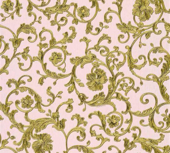 Tapete Versace Home Floral rosé gold Glitzer 34326-4 online kaufen