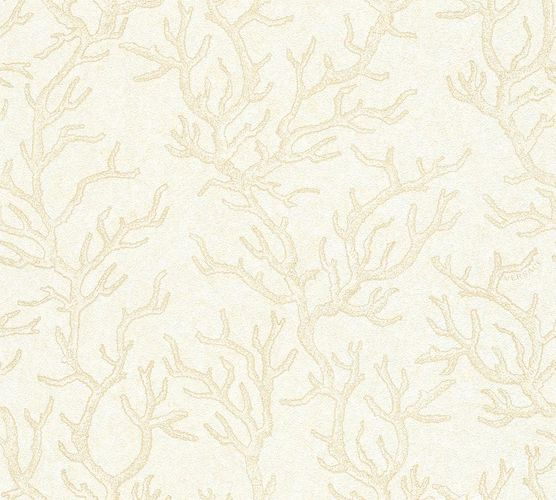 Wallpaper Versace Home coral beige cream metallic 34497-1 online kaufen