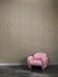 Produktansicht Vliestapete Versace Home Medusa silbergrau Metallic 34862-3 4