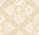 Wallpaper Versace Home zebra ornaments cream metallic 34904-4 001