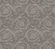 Wallpaper Versace Home flower grey metallic 93583-6 001