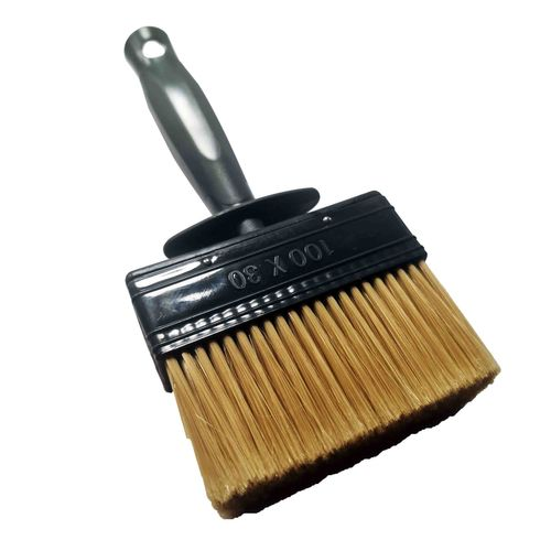 Flat Paint Brush for Paint and Lacquer 3x10cm