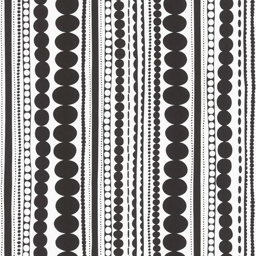 Tapete Rasch Textil Mädchen Ethno schwarz weiß 138838 online kaufen