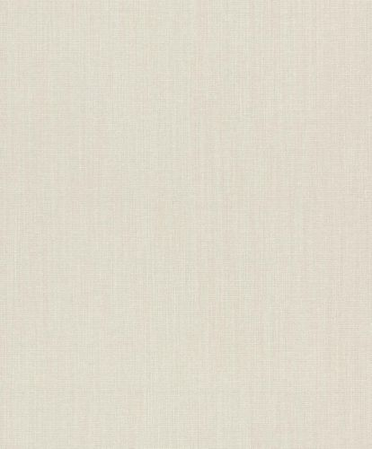Textile Wallpaper Rasch Textil Sky plain cream grey 078724 online kaufen