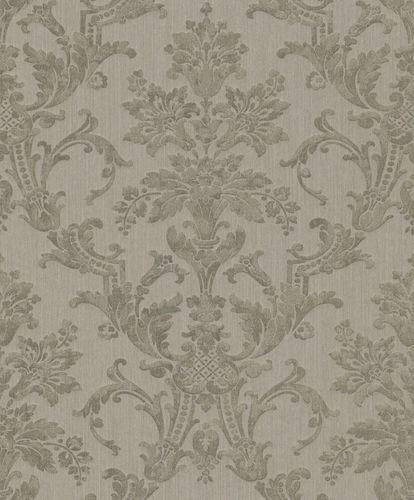 Textiltapete Rasch Textil Barock grau anthrazit 079141 online kaufen