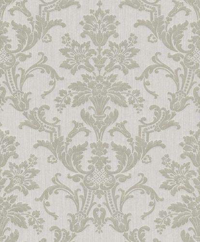 Textiltapete Rasch Textil Barock grau taupe 079172 online kaufen