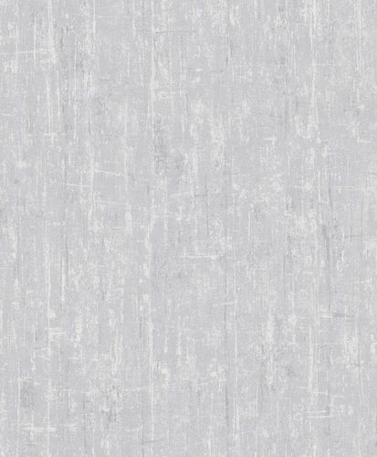 Wallpaper Rasch texture vintage grey white 513257