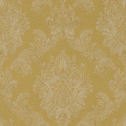 Papiertapete Rasch Barock Used gelbgold gold Glanz 516814 online kaufen