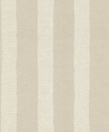 Eco wallpaper Rasch stripes vintage beige grey taupe 603132 online kaufen