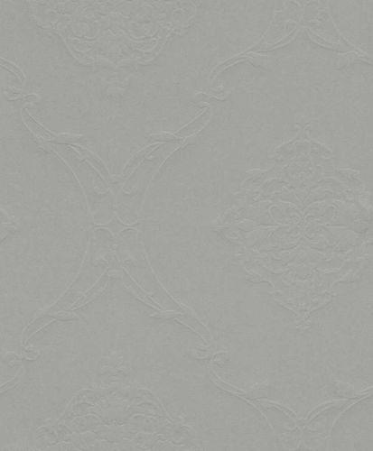 Wallpaper Rasch Textil baroque stucco dark grey 072289 online kaufen