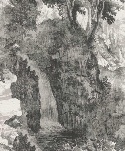Wallpaper Rasch Textil landscape grey 228570 online kaufen